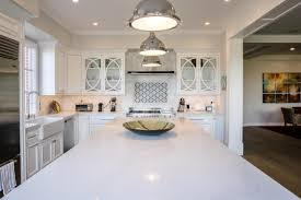 custom painted transitional kitchen cabinets doopoco enterprises