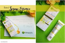 Pemutih Garnier 6 hari pakai produk baru garnier light complete serum essence