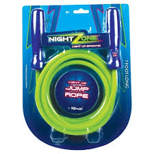 light up jump toysmith nightzone light up jump colors may vary green