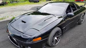 mitsubishi 3000gt 1991 mitsubishi 3000gt vr4 for sale youtube