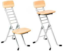 Adjustable Height Chairs Folding Chair Foral