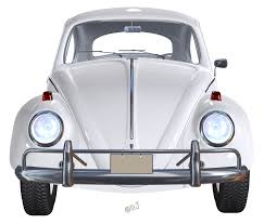 volkswagen bug white rjs bits bobs props u0026 pieces u002763 volkswagen beetle white