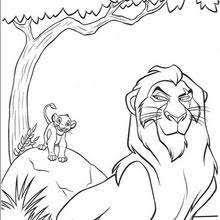 lion king coloring pages 100 free disney printables kids