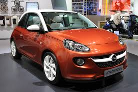 vauxhall orange 2013 opel adam paris 2012 photo gallery autoblog