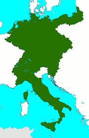 Holy Roman Empire Map Holy Roman Empire The Once And Never Kings Alternative History