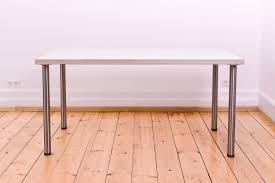 Schreibtisch Weiss 130 Cm Schreibtisch Weiss Nach Maß U2013 Strongdesk