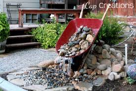 Rock Water Features For The Garden 26 Wonderful Outdoor Diy Water Features Tutorials And Ideas That