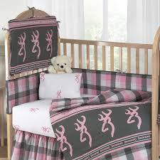 Camo Crib Bedding Buckmark Bedding Buckmark Plaid Pink U0026 Gray Crib Bedding Camo Trading