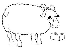 shaun sheep 06 printable coloring pages