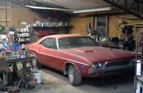 1972 dodge challenger project car 383 727 for sale photos