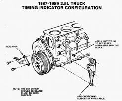 1986 chevy s 10 timing marks can u0027t be aligned