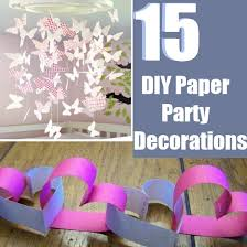 diy birthday decorations ideas image inspiration of cake