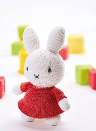 drum knitting pattern miffy free knitting patterns children drums bunny and patterns
