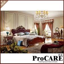 chambre mobilier de de luxe mobilier de chambre ensembles de chambre à coucher de la