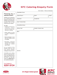 100 enquiry form template free and printable business form