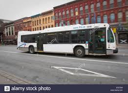 asto a sto bus is seen in ottawa stock photo royalty free image