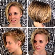 shave one sided short bobs black women photos 20 spectacular angled bob hairstyles pretty designs
