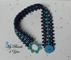 bracelet designs with beads images Excellent beaded bracelet ideas for girls trendy jpg