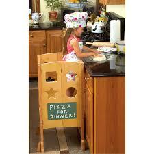 guidecraft all grown up kitchen helper step stool hayneedle