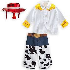 cowgirl halloween costume kids amazon com disney store toy story jessie costume for baby toddler