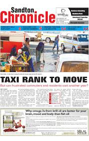 sandton chronicle 16 july 2010 by caxton community newspapers issuu