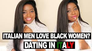 Hairstyles Men Like On Women fact or myth italian men love black women dating in italy youtube