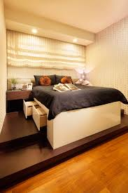 Master Bedroom Ideas Hdb 8 Big Storage Ideas For Small Bedrooms