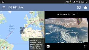iss hd live view earth live android apps on google play