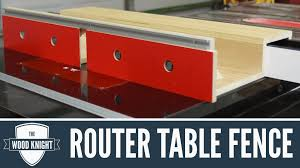 Table Saw Router Table 088 Router Table Fence For Tablesaw Router Wings Youtube