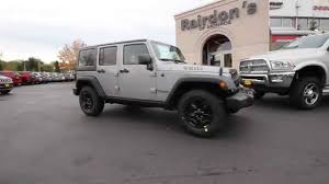 dodge jeep silver 2016 jeep wrangler unlimited sport willy u0027s billet silver