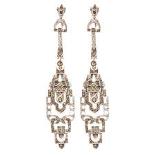20 s earrings 20s wedding jewelry 2038678 weddbook