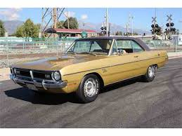 1970 dodge dart for sale 1970 to 1972 dodge dart for sale on classiccars com 19 available