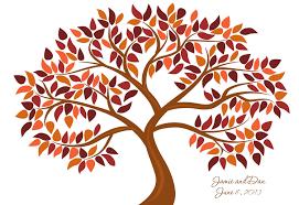 Wedding Tree Fall Trees Clipart Many Interesting Cliparts