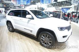cherokee jeep 2016 price jeep grand cherokee 75th anniversary auto china 2016