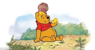 winnie the pooh omg winnie the pooh is actually a girl