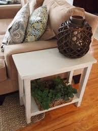 Living Room End Table Decor Best 25 Crate End Tables Ideas On Pinterest Bedroom Night