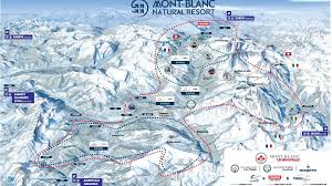 Lyon France Map Maps Of Chamonix France Chamonet Com