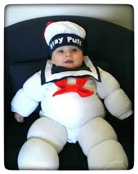 stay puft marshmallow costume michelin baby costume