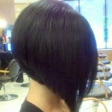 angled stacked bob haircut photos steep angled bob side view google search a line bobs