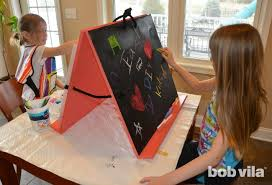 how to make a simple table top easel diy easel how to make one for your tabletop bob vila