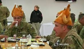 thanksgiving in 2015 u s troops celebrate thanksgiving in kabul the washington post