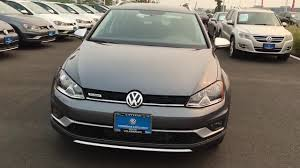 volkswagen alltrack gray 2017 vw alltrack s manual platinum gray youtube