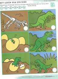 le cycle de vie du dinosaure la classe de wjl dinosaur