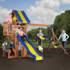 swing sets u0026 playsets you u0027ll love wayfair