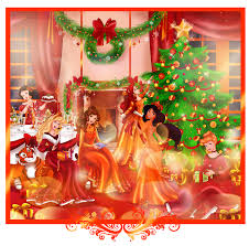 christmas eve by selinmarsou on deviantart