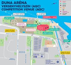 Metro Arena Floor Plan by Duna Aréna Fina