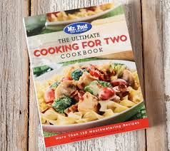mr food test kitchen the ultimate cooking for two cookbook page