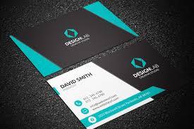 Biz Card Template Modern Business Card Template Business Card Templates On