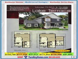 lake terrace rochester modular home models ts 9ra u0026 ts 9rb two