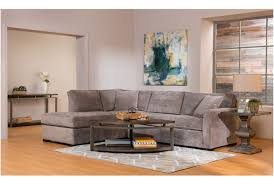 2 Sofas In Living Room by Aspen 2 Piece Sleeper Sectional W Laf Chaise Living Spaces